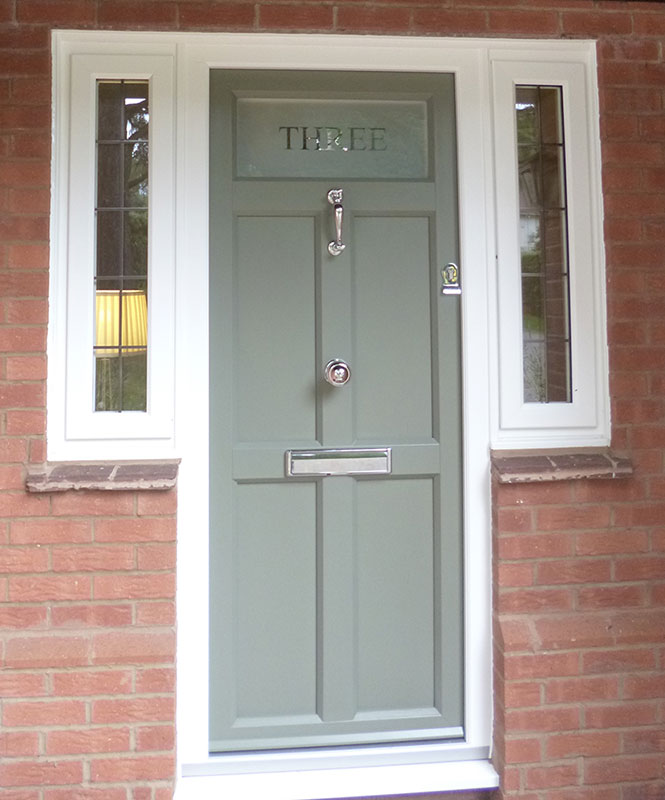English door front doors for Exterior door companies